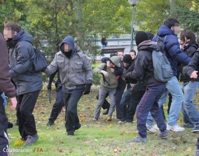 detenciones en campus de somosaguas