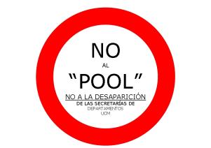 imagen no al pool